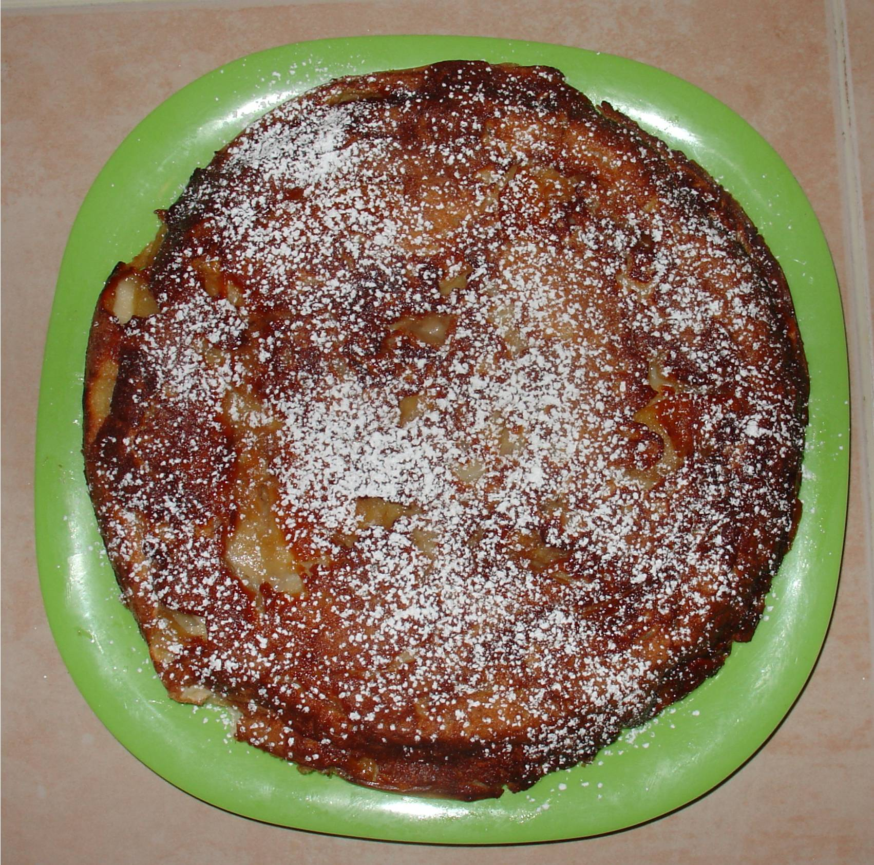 Puffed Swedish Pancake