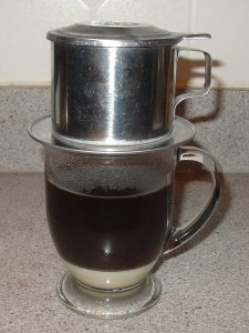 Vietnamese Coffee for the New Year