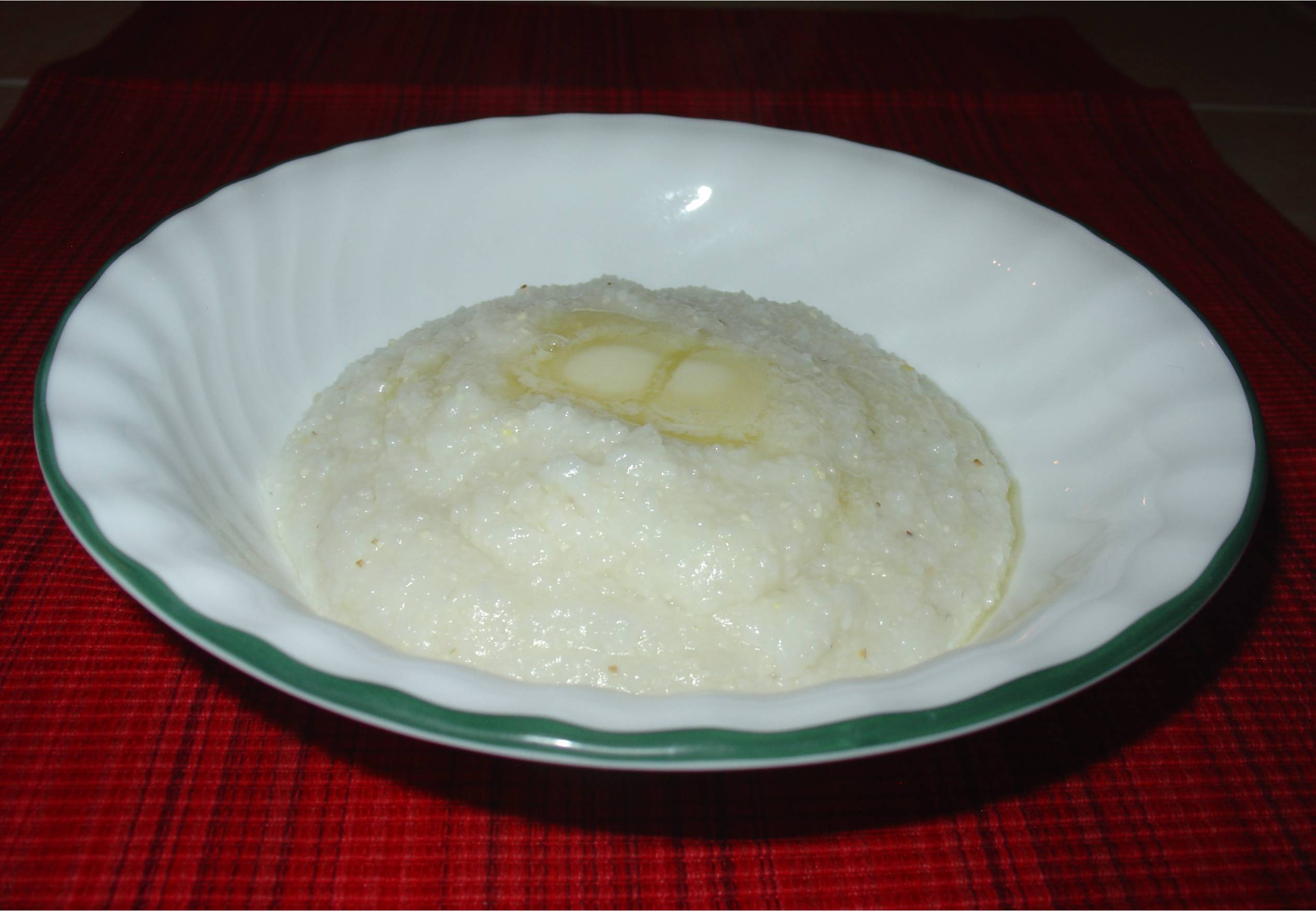 Bowl of Grits