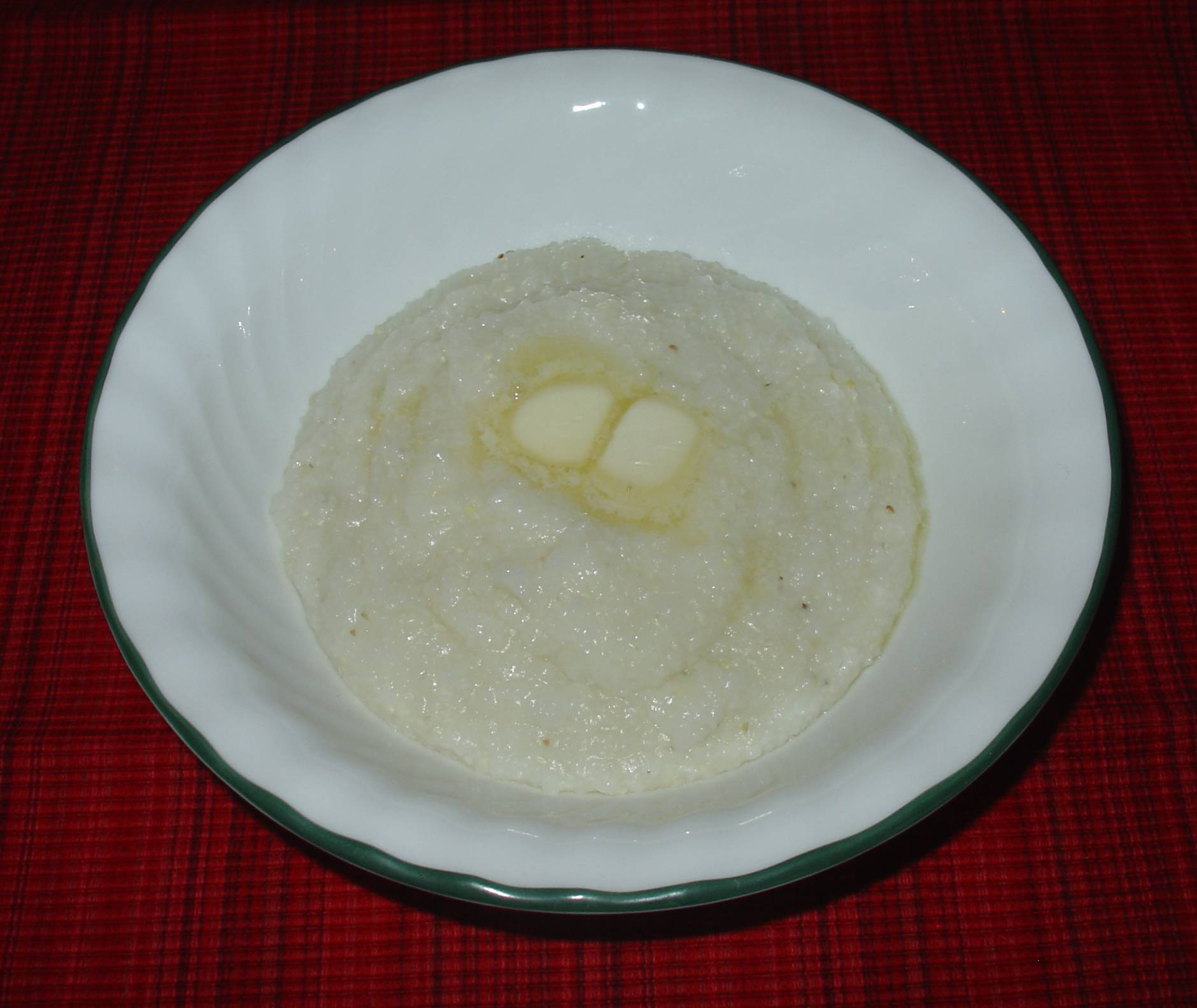 Perfectly Creamy Grits