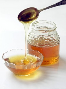 Substitute Honey for Sugar