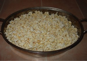Pan of Popcorn