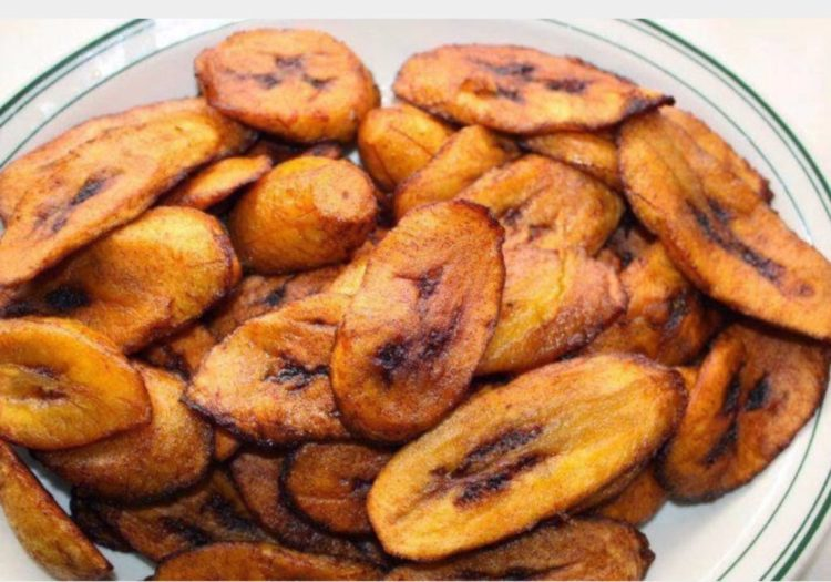 How to Fry a Plantain