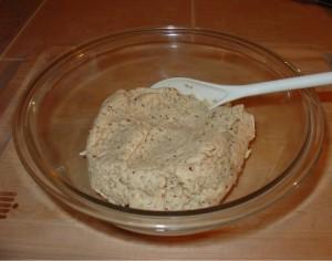 Russian Tea Cake Dough
