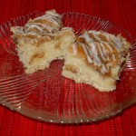 Cinnamon Struesel Coffee Cake Recipe