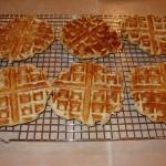 Liege Belgian Waffles