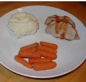 Pork Loin Dinner