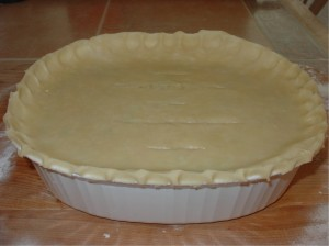 Top with Pastry