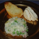 Risotto with Pancetta