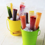 Frozen Ice Pops with Zipzicles