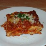 Mom's Amazing Lasagna