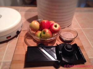 Make Apple Chips