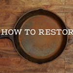 Restore Your Cast Iron Pans