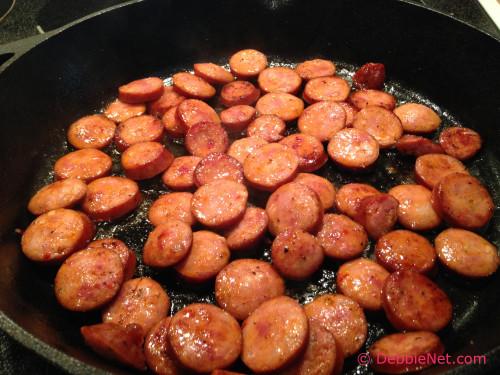Saute Sausage