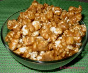 Buttery Caramel Corn