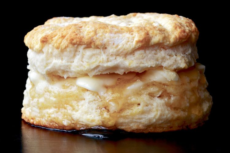 Buttery Homemade Biscuit