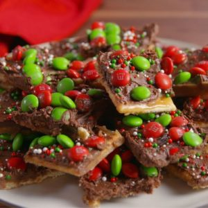 Christmas Crack Candy