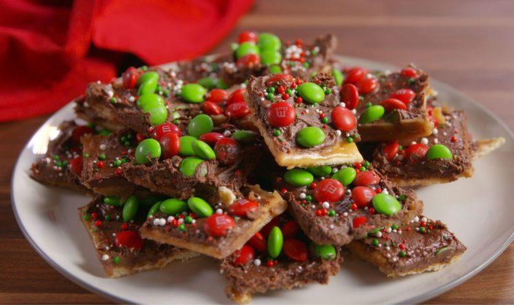 christmas crack candy - Christmas Crack Candy Recipe