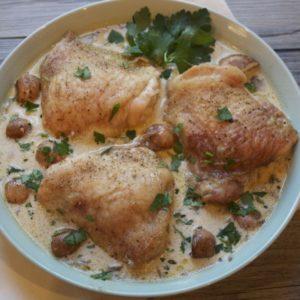 Creamy Baked Chicken