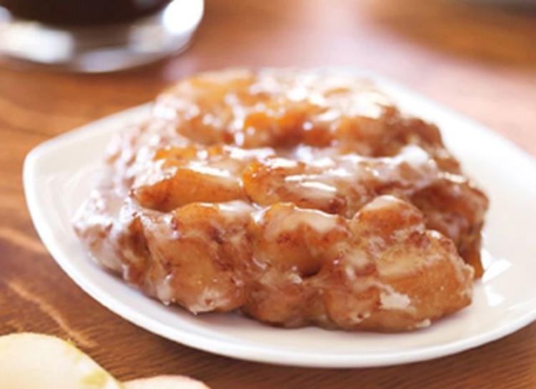 Mom S Amazing Apple Fritters Recipe Debbienet Com
