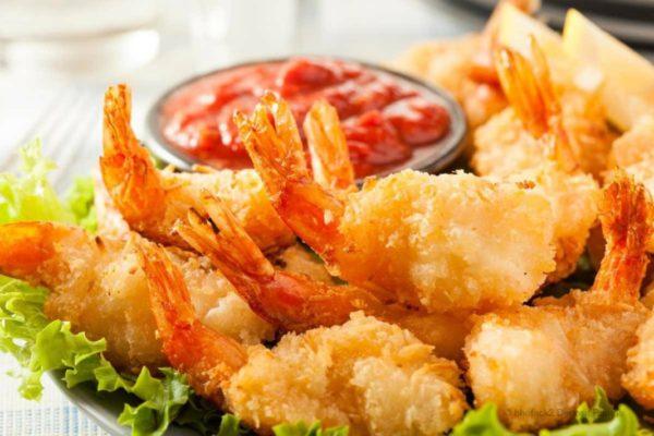 Easy Coconut Shrimp