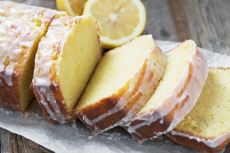 What To Serve With Lemon Drizzle Cake