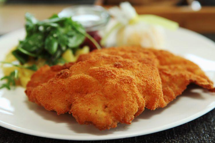 Chicken Schnitzel Debbienet Com